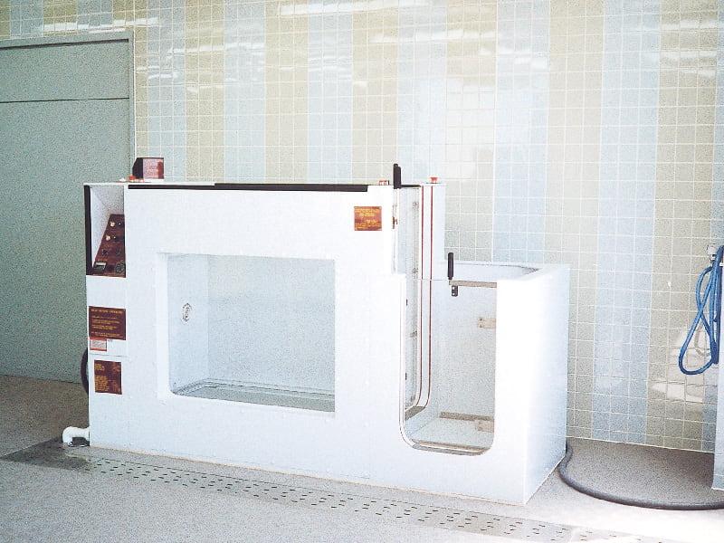 水治療実習室