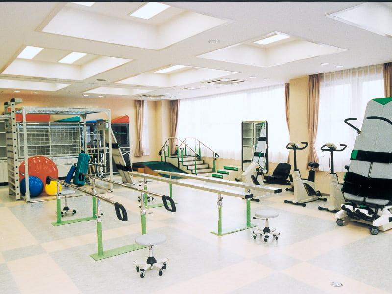 機能回復訓練実習室