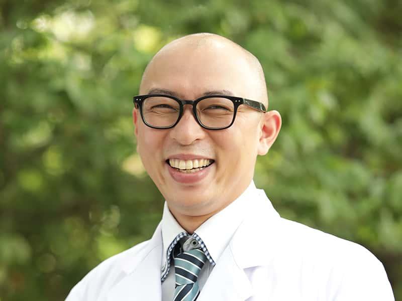 新田章貴先生
